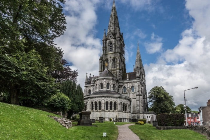 Cork - St. Fin Barre's Cathedral by William Murphy