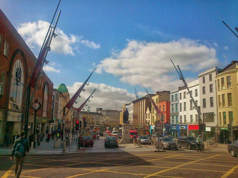 "An unforgettable 5-day itinerary through Ireland and Northern Ireland - Cork - St. Patrick's Street by Sebastian ""sebrem"" B…"