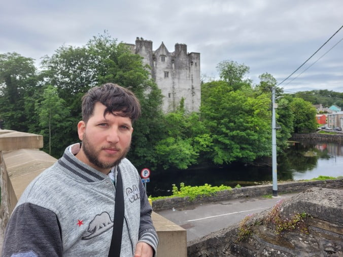 Donegal - Donegal Town - Donegal Castle