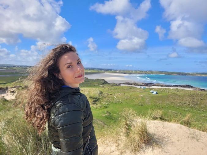 Donegal - Carrickfinn Beach