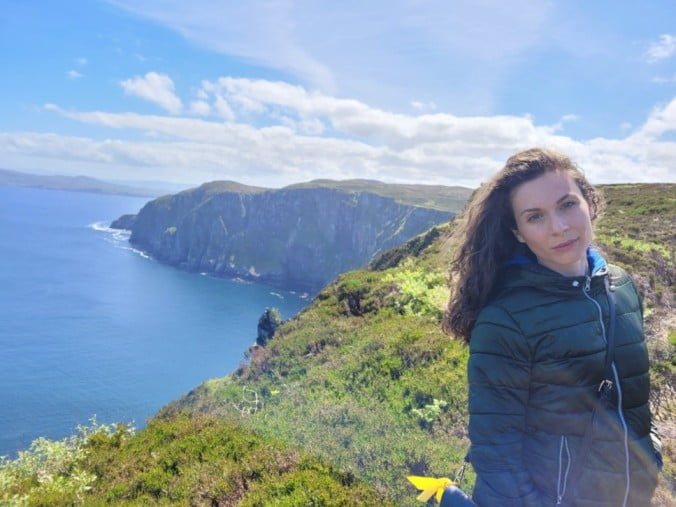 Two unforgettable days in county Donegal, Ireland - Horn Head