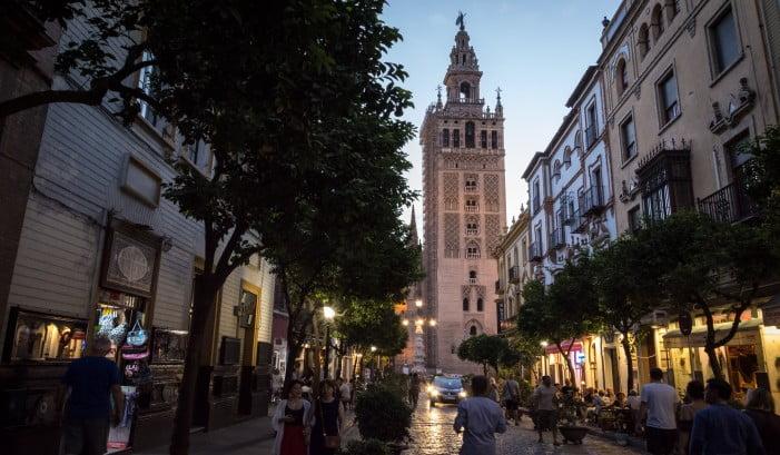 Seville - Seville Giralda