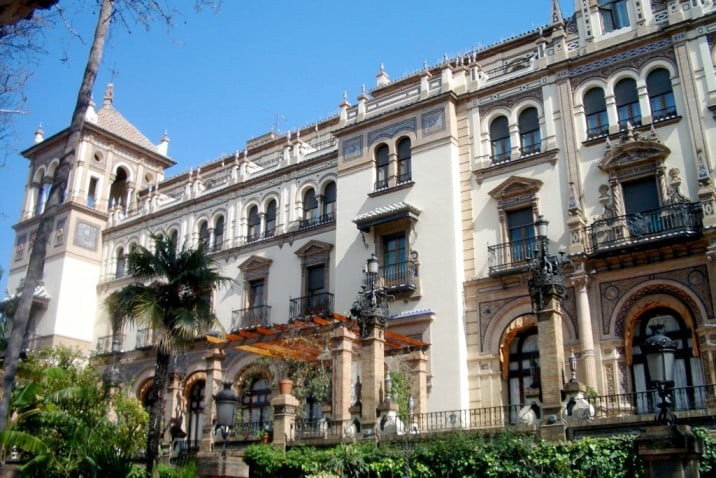 Seville - Alfonso XIII Hotel by bexpokerry