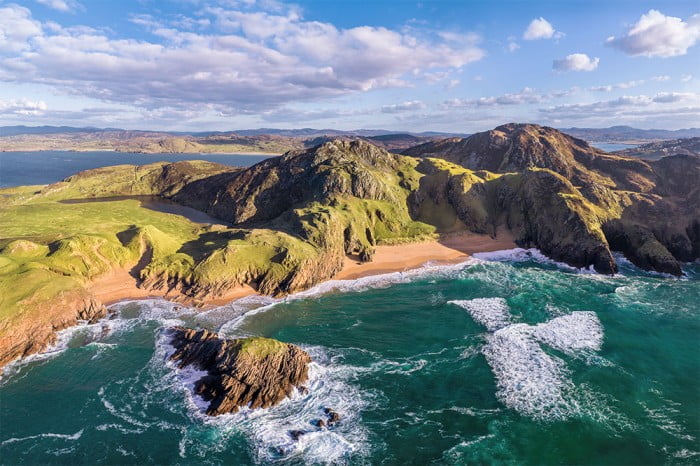 Two unforgettable days in county Donegal, Ireland - Boyeeghter Bay by garethwray.com