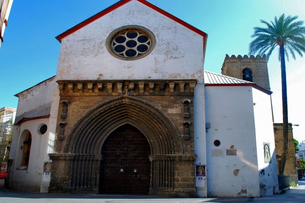 50 things to visit in Seville, Spain - Church of Saint Catalina by Anual