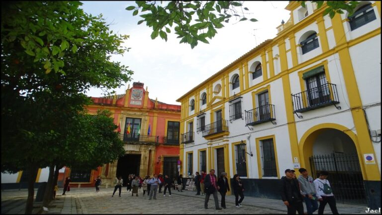 50 things to visit in Seville, Spain- Courtyard of the Flags by Jose A.