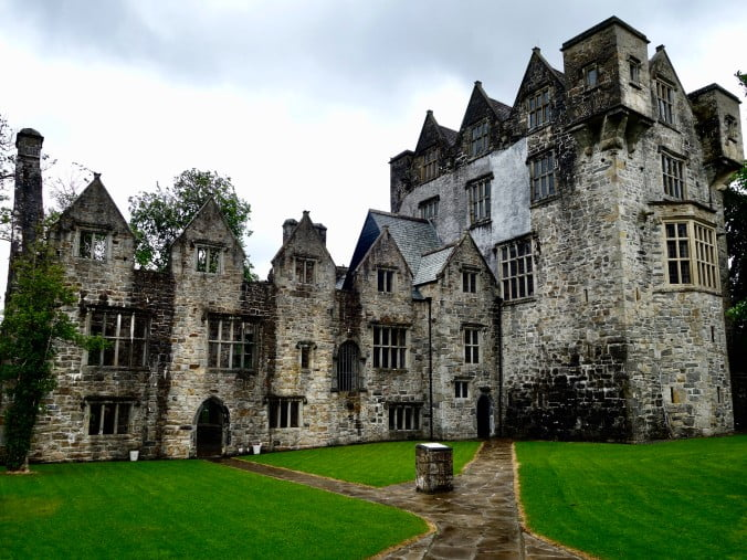 Donegal - Donegal Town - Donegal Castle by Lynn Gallagher