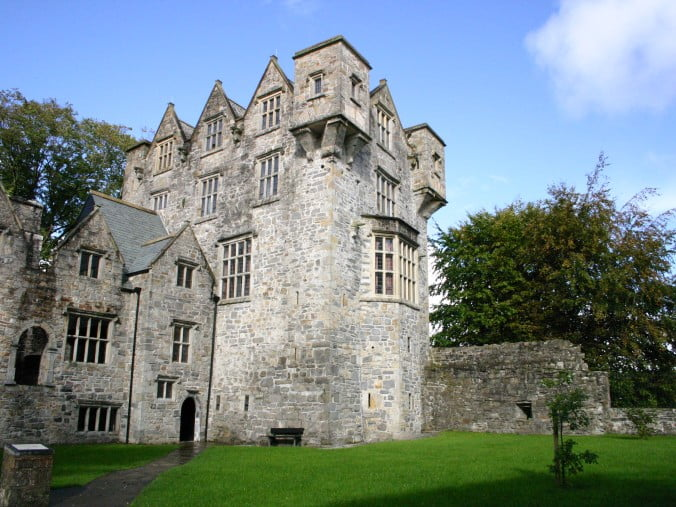 Donegal - Donegal Town - Donegal Castle by Marcus Murphy