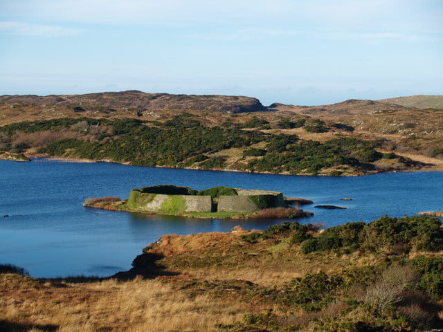 Two unforgettable days in county Donegal, Ireland - Doon Fort by ardara.ie