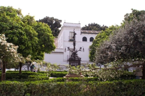 50 things to visit in Seville, Spain - Square of the Holy Cross by Gpedro