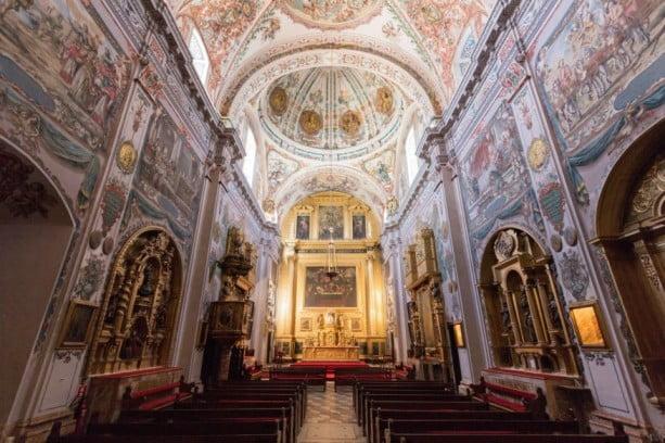 50 things to visit in Seville, Spain -Hospital of Venerable Priests by Bobo Boom
