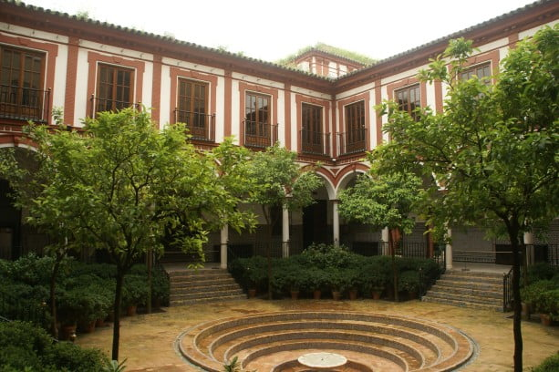Seville -Hospital of Venerable Priests by David Baron