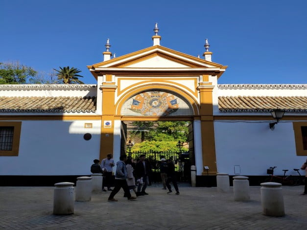 50 things to visit in Seville, Spain - Las Dueñas Palace by Alonso de Mendoza