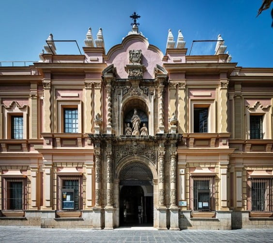 50 things to visit in Seville, Spain - Museum of Fine Arts by Pepe Morón
