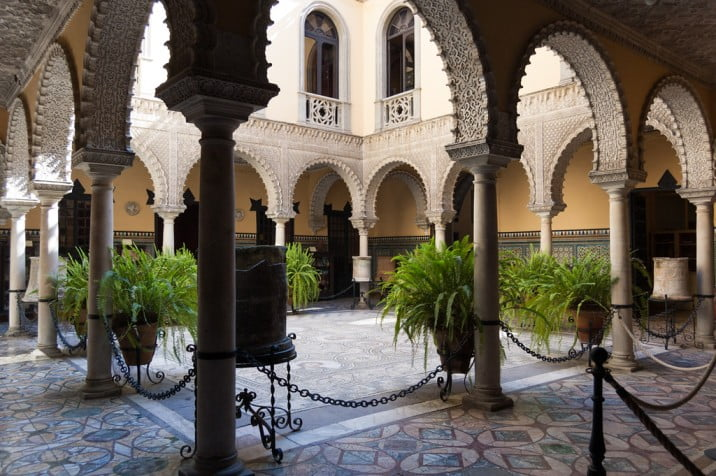 50 things to visit in Seville, Spain - Palace of the Countess of Lebrija by Sandra Vallaure