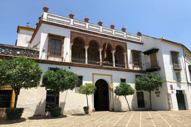 Seville - Pilate's House by Launus