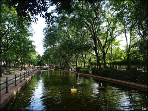 50 things to visit in Seville, Spain - Prado of Saint Sebastian Park by Jose A.