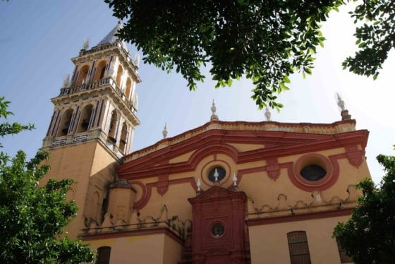50 things to visit in Seville, Spain - Saint Anne Church by Andalucia.org