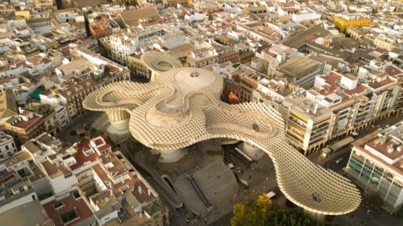 50 things to visit in Seville, Spain - Metropol Palasol
