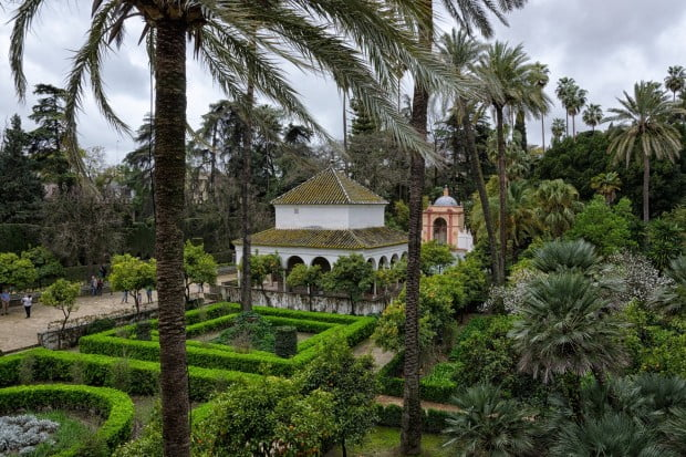 Seville- Royal Alcazar of Seville