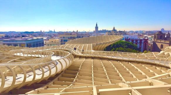Seville - Metropol Palasol