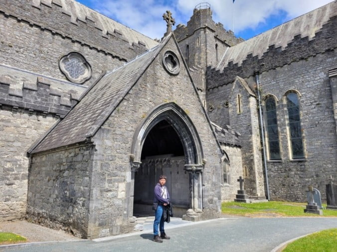 A lovely weekend in Kilkenny, Ireland - Cathedral Church of St Canice & Round Tower