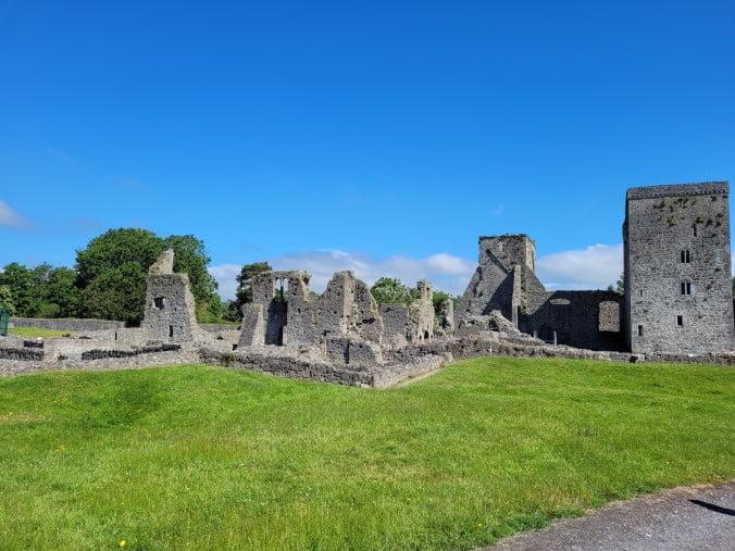 A lovely weekend in Kilkenny, Ireland - Kells Priory
