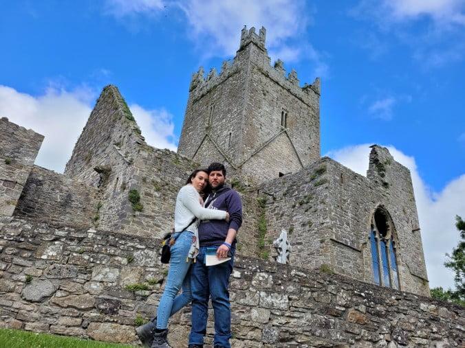 Kilkenny, Ireland - Jerpoint Abbey