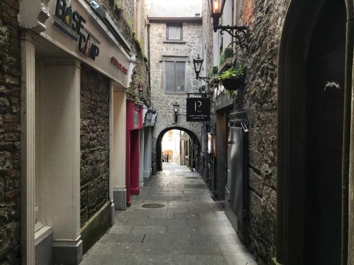 A lovely weekend in Kilkenny, Ireland - Butter Slip Lane by Dennis Cieri