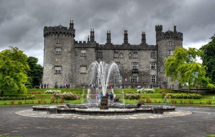 Kilkenny Castle by Valerio Fuoglio