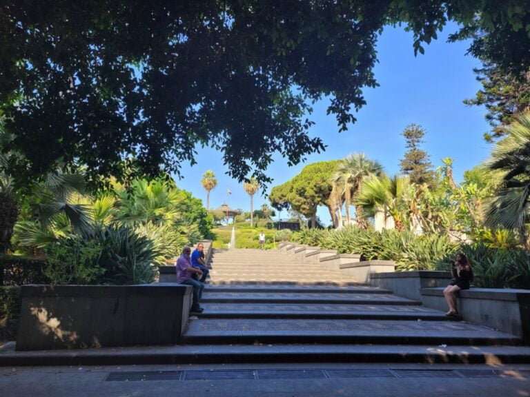An unforgettable 2-week road trip through Sicily - Catania- Villa Bellini