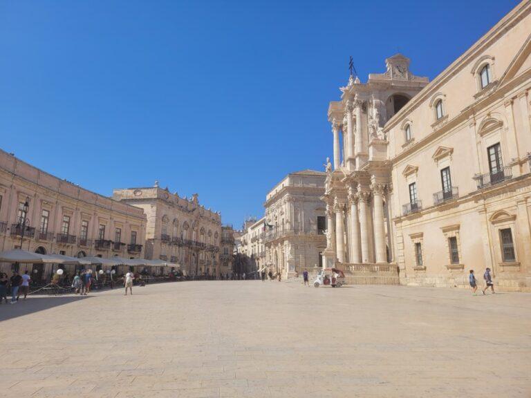 Syracuse - Piazza Duomo