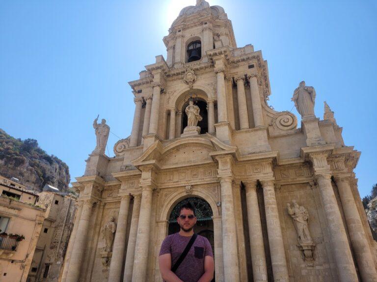 An unforgettable 2-week road trip through Sicily - Scicli - Church of Saint Bartholomew