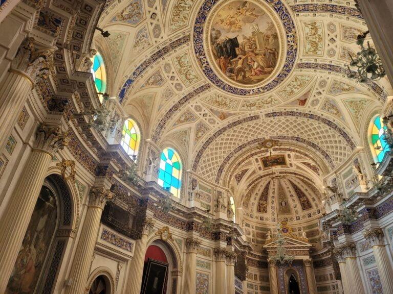 Scicli - Church of Saint John Evangelist