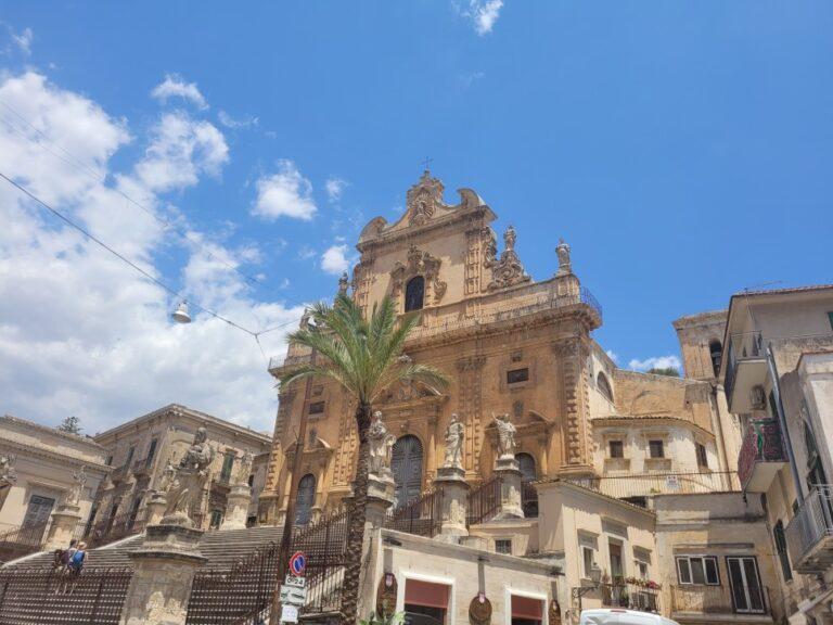 An unforgettable 2-week road trip through Sicily - Modica Bassa - Church of St. Peter