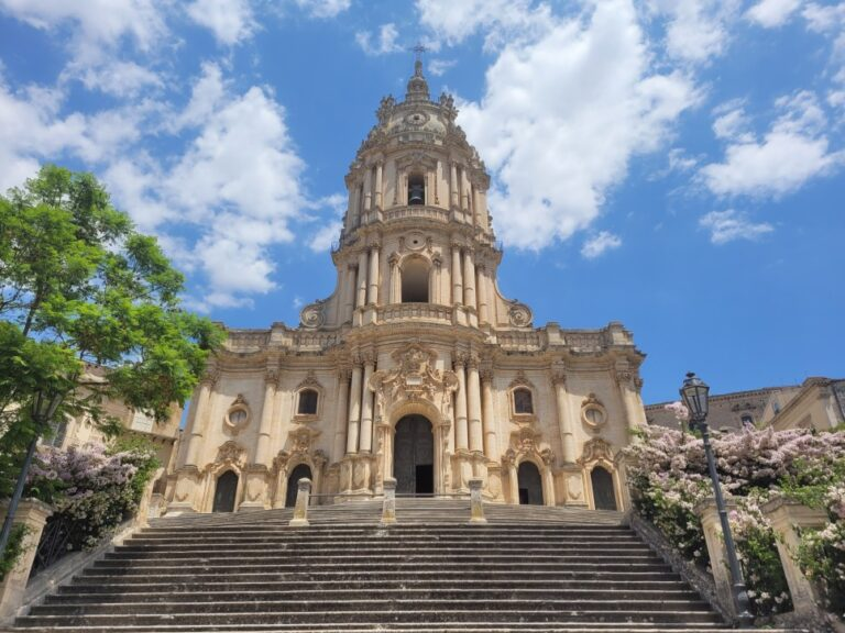 Modica Alta - Cathedral of Saint George