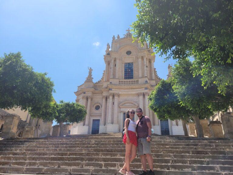 Modica Alta - Church of Saint John Evangelist