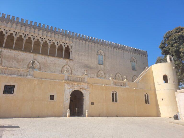 Donnafuga Castle