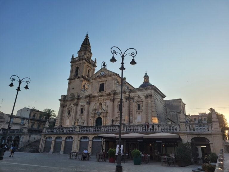 An unforgettable 2-week road trip through Sicily - Ragusa Superiore - Cathedral of Saint John the Baptist