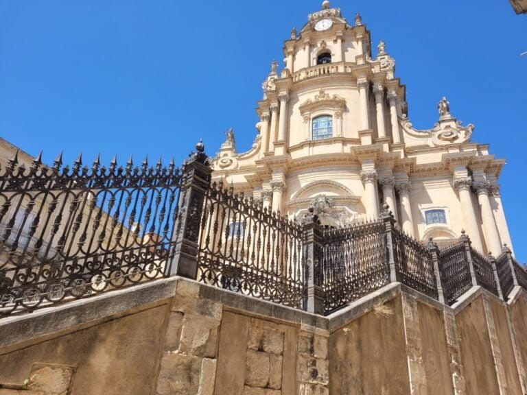 Ragusa Ibla - Cathedral of Saint George