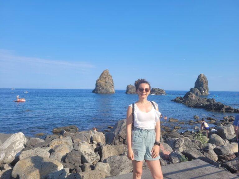 An unforgettable 2-week road trip through Sicily - Aci Trezza