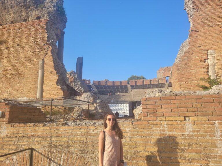 Taormina - Greek Theatre