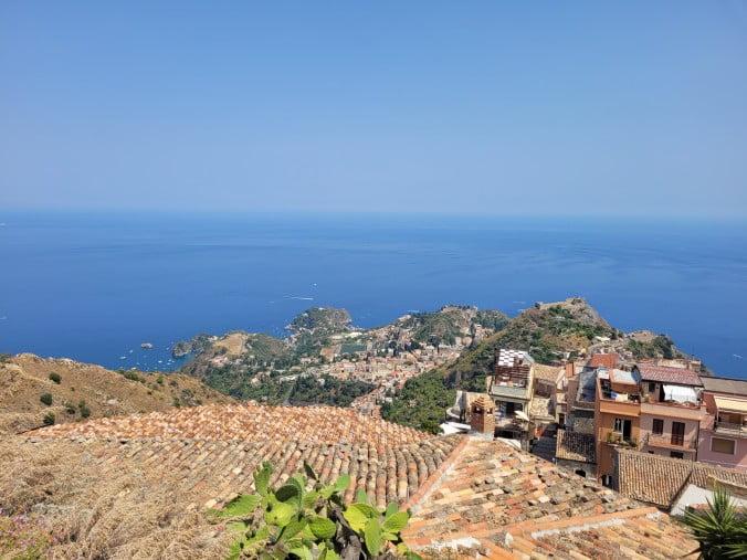 An unforgettable 2-week road trip through Sicily (part 2) - Castelmola