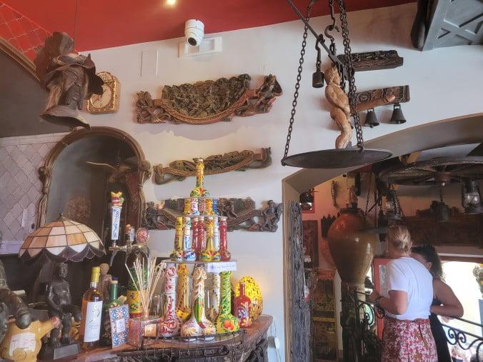 An unforgettable 2-week road trip through Sicily (part 2) - Castelmola - Bar Turrisi