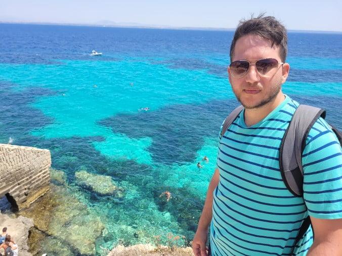 An unforgettable 2-week road trip through Sicily (part 2) - Favignana - Bue Marino