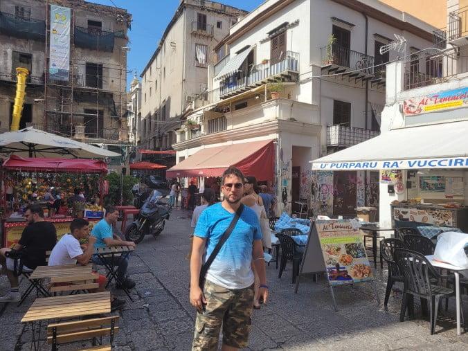 An unforgettable 2-week road trip through Sicily (part 2) - Palermo - The Vucciria