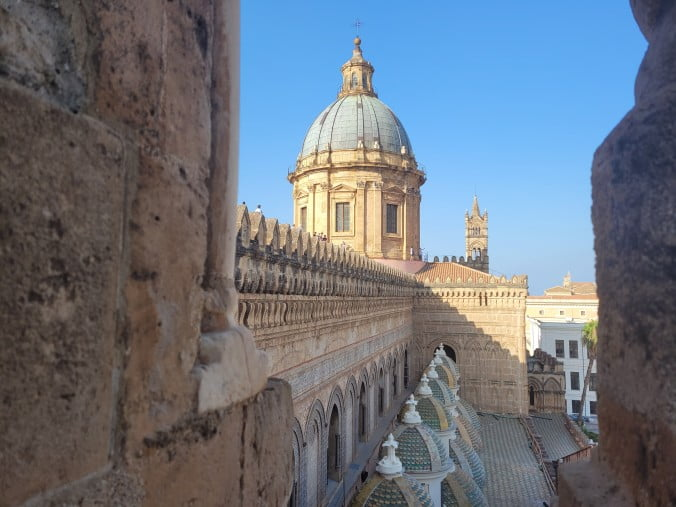 An unforgettable 2-week road trip through Sicily (part 2) - Palermo - Cathedral