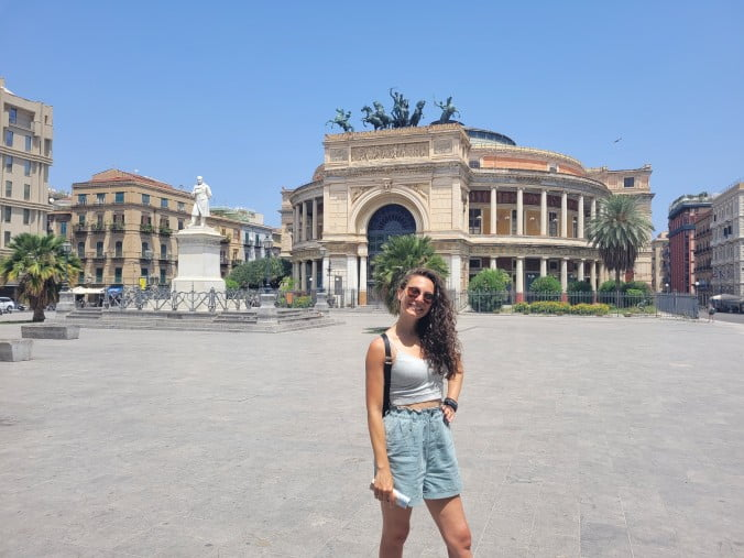 Palermo - Politeama Theatre