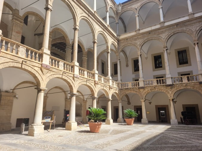 An unforgettable 2-week road trip through Sicily (part 2) - Palermo - Norman Palace
