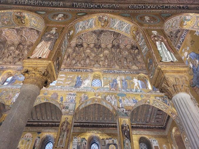 Palermo - Norman Palace - Palatine Chapel